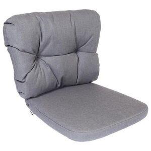 Cane-line Ocean Outdoor Armchair Cushion Set - Color: Grey - 5417YSN95