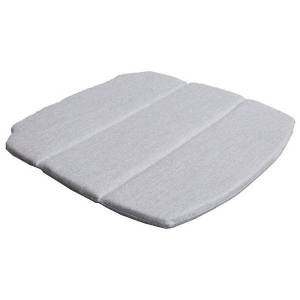 Cane-line Breeze Outdoor Stackable Armchair Cushion - Color: Grey - 5464YSN96