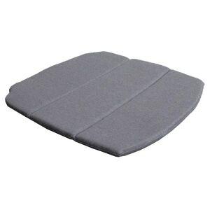 Cane-line Breeze Outdoor Stackable Armchair Cushion - Color: Grey - 5464YSN95