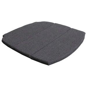 Cane-line Breeze Outdoor Stackable Armchair Cushion - Color: Black - 5464YSN98