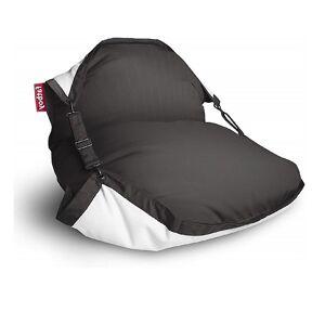Fatboy Original Floatzac Floating Outdoor Beanbag Lounge Chair - Color: Black - FLTZAC-CHAR