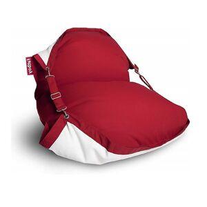 Fatboy Original Floatzac Floating Outdoor Beanbag Lounge Chair - Color: Red - FLTZAC-RED