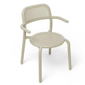 Fatboy Toni Outdoor Armchair - Color: Grey - TARM-DES
