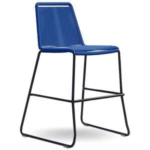 Modloft Barclay Counter Stool - Color: Blue - DE-PAN01-CTR-BLU