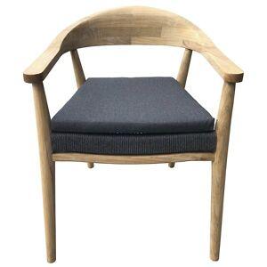 Oasiq SKAGEN Copenhagen Armchair Cushion - Color: Black - 250102NW45S03