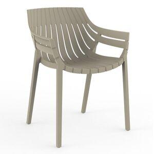 Vondom Spritz Lounger Chair - Color: Beige - 56017-ECRU