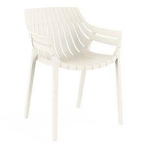 Vondom Spritz Lounger Chair - Color: White - 56017-WHITE