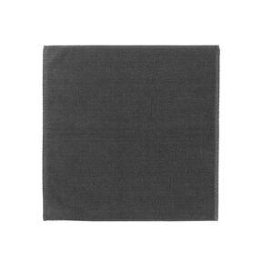 """Blomus PIANA Cotton Bath Mat - Color: Magnet - Size: 22"""" x 22"""" - 69146"""