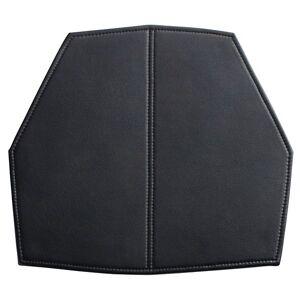 Blu Dot Real Good Seat Pad - Color: Black - Size: Chair Pad - RG1-CHRPAD-BK