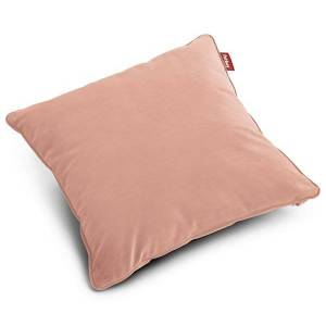 Fatboy Square Pillow Velvet - Color: Grey - SQU-V-TPE