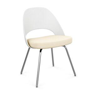 Knoll Saarinen Executive Chair with Plastic Back - Color: Onyx / Black - 72C-C-1-K162/12 - Knoll Authorized Retailer