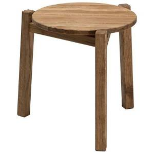 Skargaarden Djuro Side Table - Color: Wood tones - DJ42-T