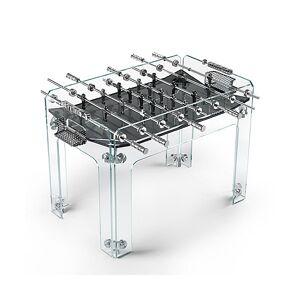 Teckell Cristallino Foosball Table - Color: Clear - TOT.04.GR