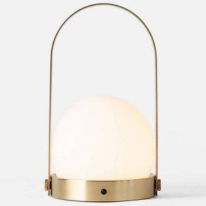 Menu Carrie LED Lamp - Color: Brass - 4863839