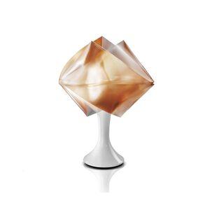 Slamp Gemmy Prisma Table Lamp - Color: Amber - Size: 1 light - GEM04TAV0001LCO__