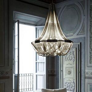 Terzani Soscik Chandelier - Color: Bronze - Size: Large - 0G57SF7C8A