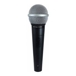 GLS Audio ES-58-S Professional Recording Microphone with On/Off Switch