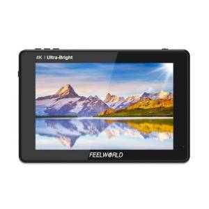 FeelWorld LUT7S 7-Inch 3D LUT 4K HDMI and SDI Monitor