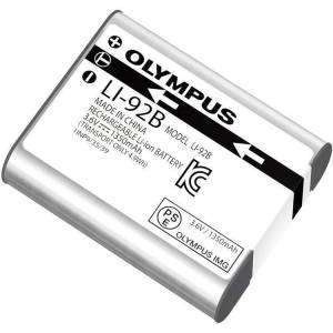 Olympus LI-92B Rechargeable Lithium-Ion Battery for Stylus SP-100 Digital Camera