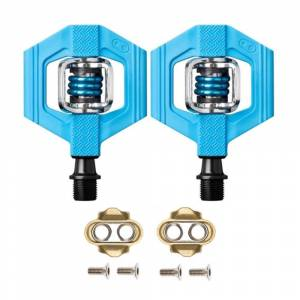 Crank Brothers Crankbrothers Candy 1 Bike Pedals (Blue)