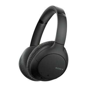 Sony WHCH710N Wireless Bluetooth Noise Canceling Over-the-Ear Headphones (Black)