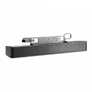 HP 2W RMS Sound Bar Speaker (Black)