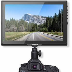 Lilliput FA1014/S 10.1-Inch Touch 3G-SDI Camera Monitor with HDMI and VGA Inputs