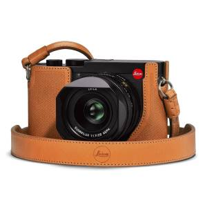 Leica Leather Q2 Camera Protector Case (Brown)