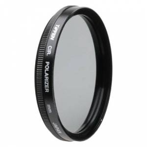 Tiffen 67mm Circular Polarizing Lens Filter