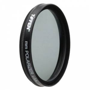 Tiffen 52mm Linear Polarizer Filter
