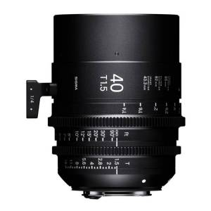 Sigma 40mm T1.5 FF High-Speed Prime Lens for Sony E Mount