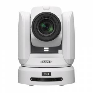 Sony BRC-H800 HD PTZ Camera with 1-Inch CMOS Sensor and PoE+ (White)