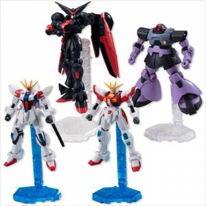 Bandai Gundam Mobile Suit Action Figure Red Astray MSIA Seed Version