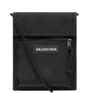 Balenciaga Nylon Shoulder Pouch