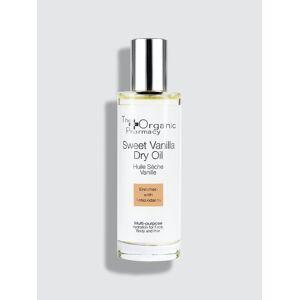 The Organic Pharmacy Sweet Vanilla Body Oil - 3/34/OZ  - Size: 3.34 oz