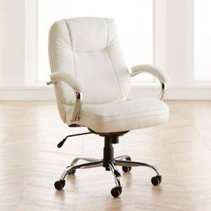 BrylaneHome Oversized Women's Office Chair by BrylaneHome   500lbs Weight Capacity
