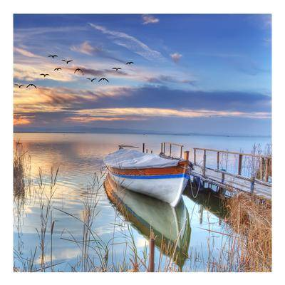 West Of The Wind All Weather All Season Outdoor Canvas Art by West Of The Wind in Multi
