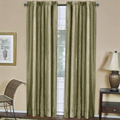 """Achim Home Dcor """"Wide Width Ombre Window Curtain Panel by Achim Home Dcor in Sage (Size 50"""""""" W 63"""""""" L)"""""""
