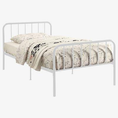 BrylaneHome Bed-in-a-Box by BrylaneHome in White