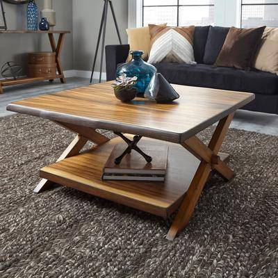 Home Styles Forest Retreat Coffee Table by Home Styles in Wood