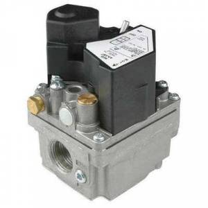 WHITE-RODGERS 36H32-304 Gas Valve, NG/LP, Electronic, 24VAC, 14 in wc, Fast
