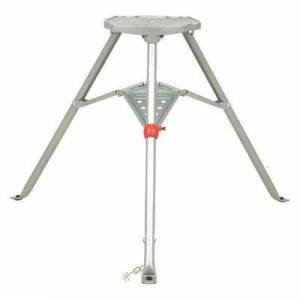 RIDGID 42360 Power Drive Stand,Folding,3 Leg Base