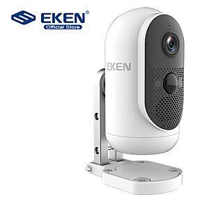 EKEN Safety-MonitorArgus 1080P Wifi Battery Camera IP65 weatherproof Motion Detection IR Night Vision Wireless IP Camera