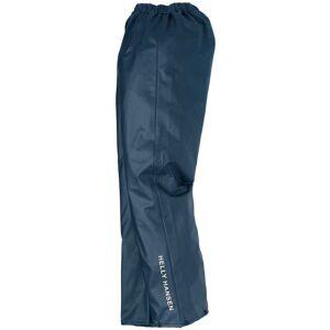 HH Workwear Helly Hansen Work Voss Waterproof Pu Rain Pant XS Navy