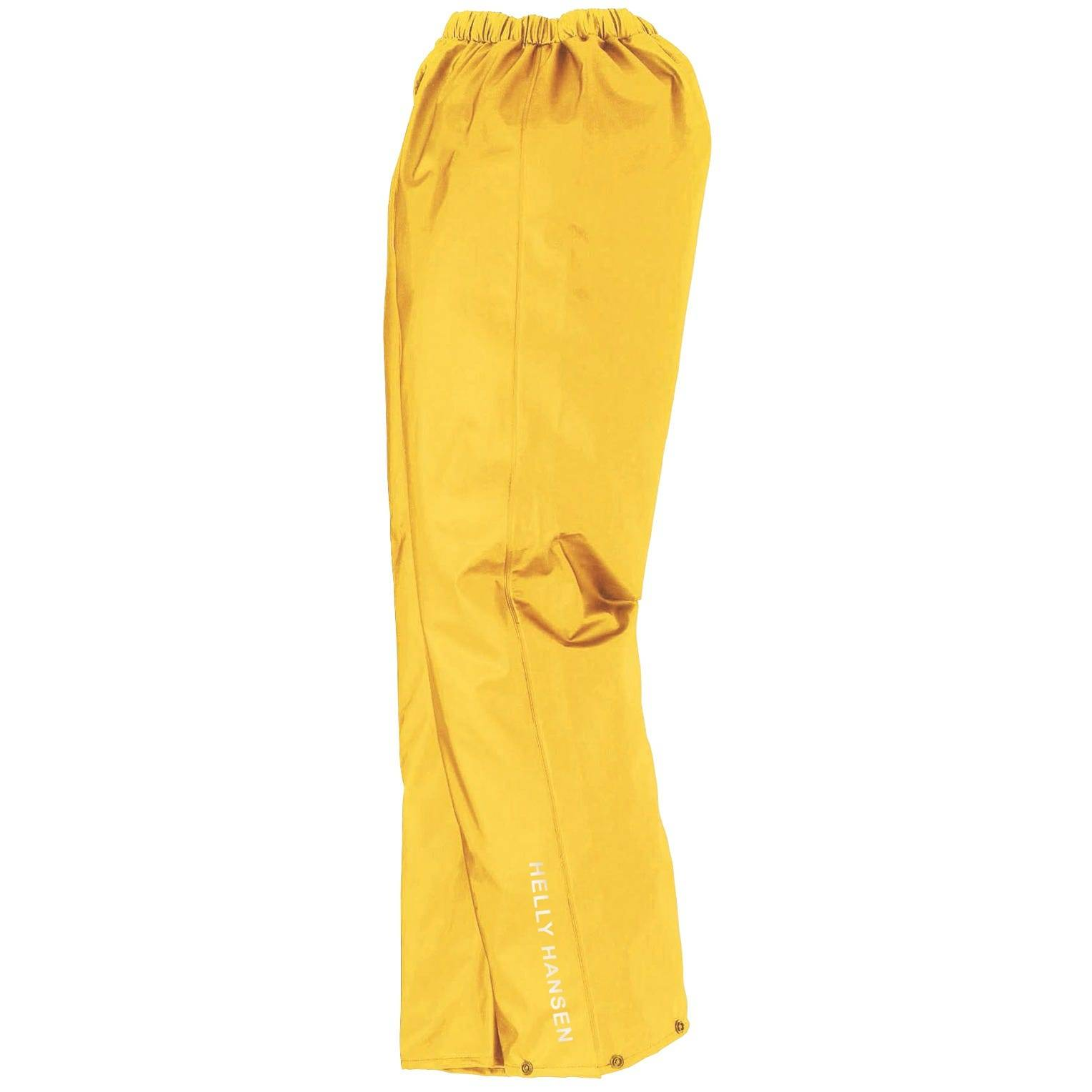 HH Workwear Helly Hansen WorkwearVoss Lightweight Windproof Rain Pants Yellow XXXXL