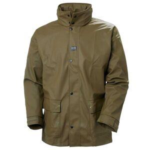 HH Workwear Helly Hansen Work Impertech Deluxe Jacket XXXL Green