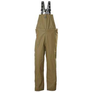 HH Workwear Helly Hansen Work Impertech Bib S Green