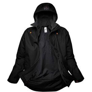 HH Workwear Helly Hansen Work Oxford Shell Jacket XL Black