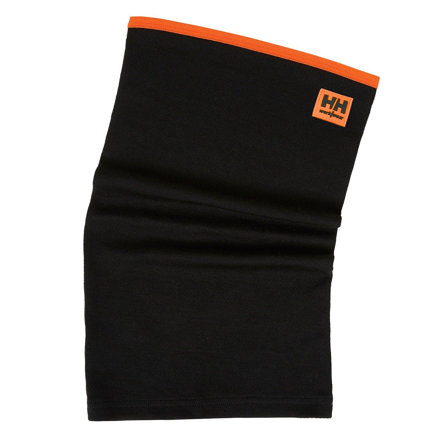HH Workwear Helly Hansen WorkwearHH Lifa Max Neck Gaiter Black STD
