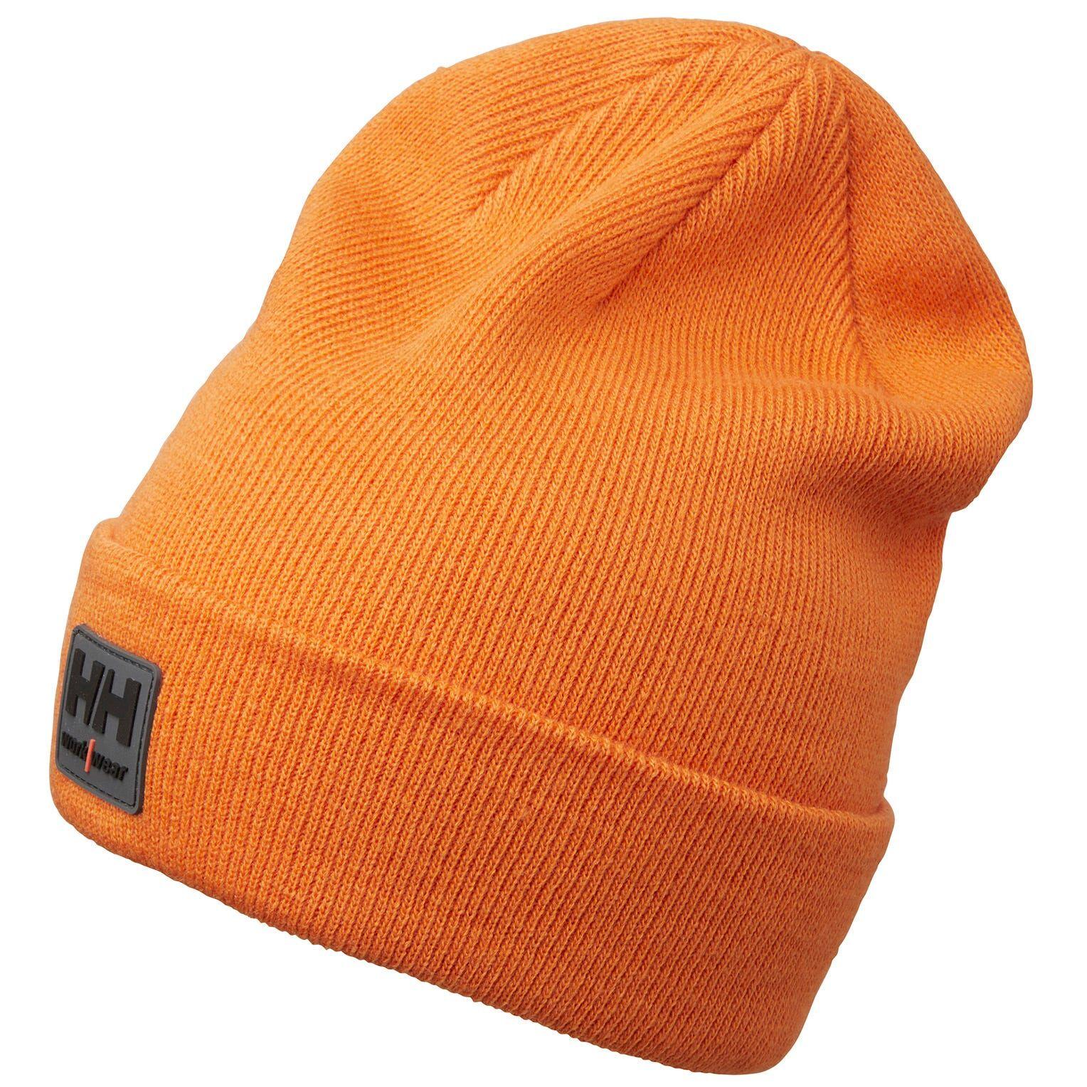 HH Workwear Helly Hansen WorkwearKensington Beanie Orange STD